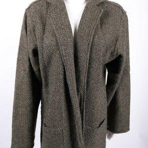 Flax Jeanne Engelhart Women's Sweater Coat Jacket